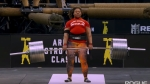 Pro Strongwomen Deadlift 600+ Pounds at the Arnold