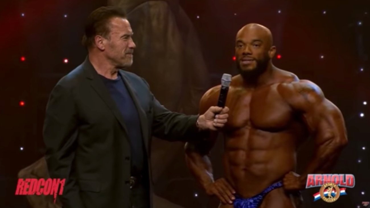 Highlights from the 2020 Arnold Sports Festival