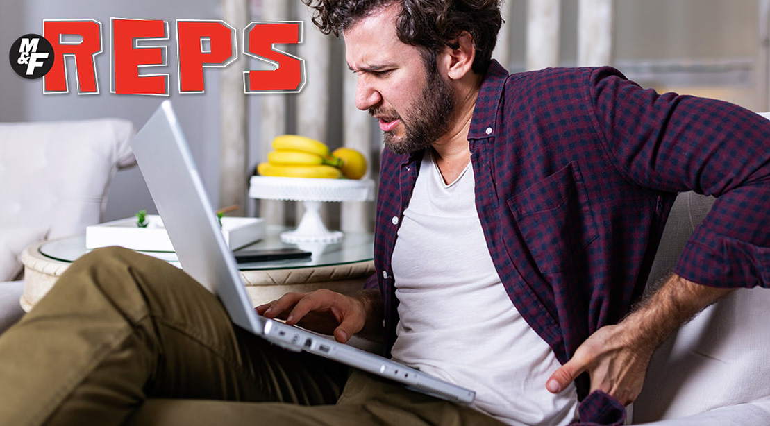 Tips to Improve Your Posture and Flexibility While Working From Home