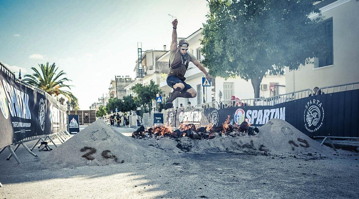 Spartan Race Greece