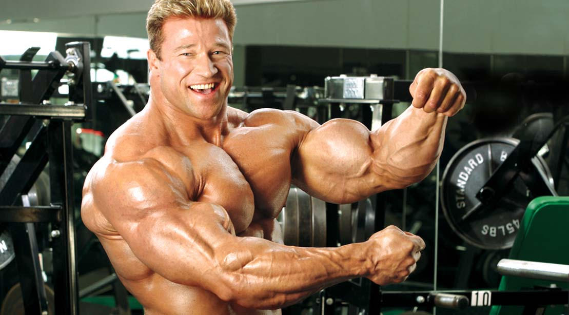 How Günter Schlierkamp Decrowned 'The King' | Muscle & Fitness