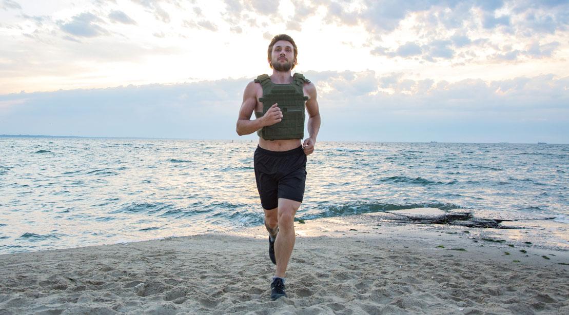 4 Beneficios de Trabajar Con un Chaleco con peso