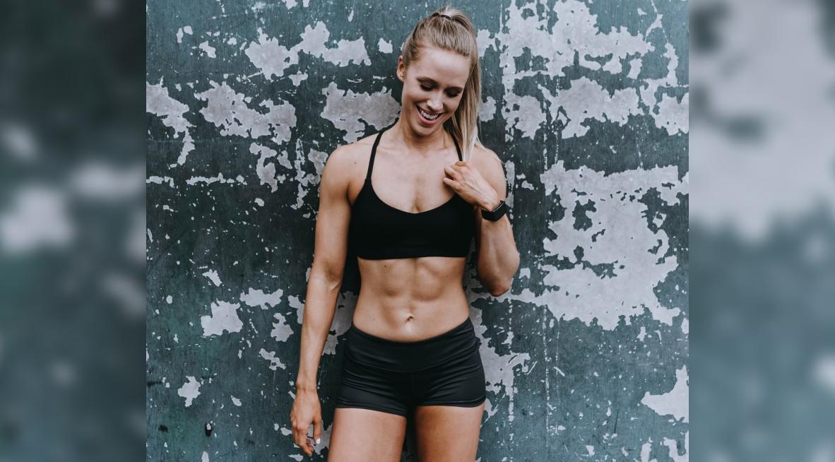 Kelsey Heenan Ab Workout