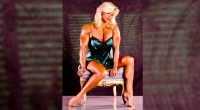 Female American Gladiator Zap Ray Hollitt