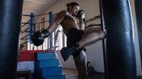 Peter Lee Thomas MMA Workout