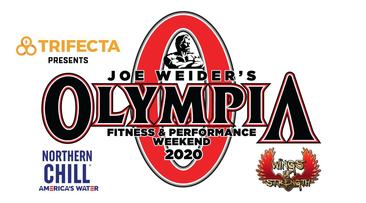2020 Olympia Weekend