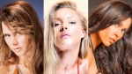 Fitness beauty models