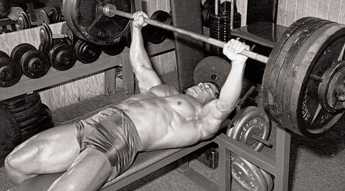 5 Go-To Chest Exercises From Mr. Olympia Winners | Muscle & Fitness
