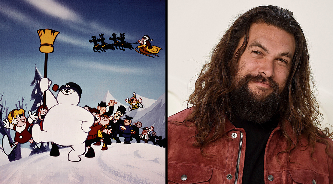 Jason Momoa Is Set to Play Frosty the Snowman (no, really) | Muscle & Fitness