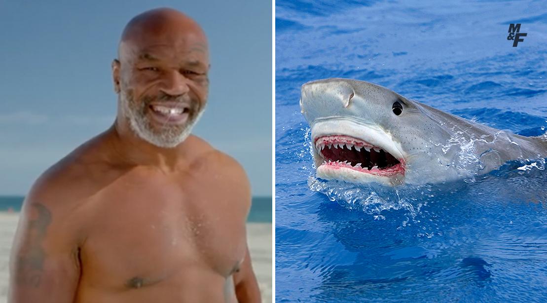 Mike Tyson - Shark Week