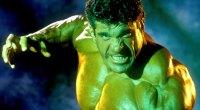 Legendary bodybuilder Lou Ferrigno as Marvel Comic Book Hero The Hulk