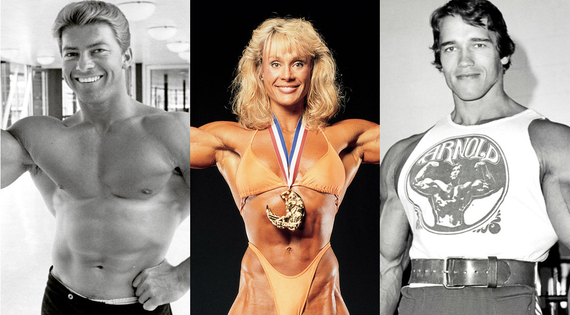 If The Olympia Had a Mount Rushmore | Muscle & Fitness