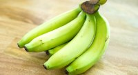 الموز الأخضر الناضج | 7 أطعمة صحية للأمعاء