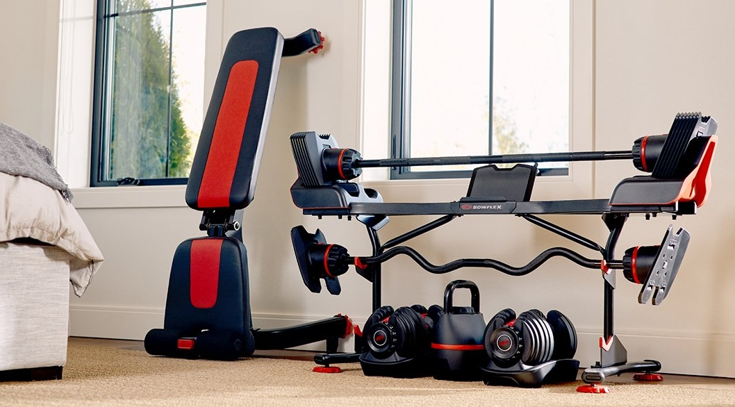 M&F Editors' Go-to Home Gym Equipment | Muscle & Fitness