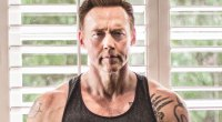 Actor and fit celebrity Kevin Durand