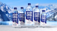 Bottles of Northern Chill Water