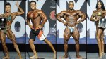 IFBB Ny Pro 2020 winners in a bodybuilding competition