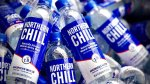 Bottled water of Northern Chill water