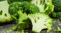 Fresh and healthy broccoli that lowers your blood sugar levels