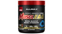 All Max blue shark essential amino acid supplement and powder
