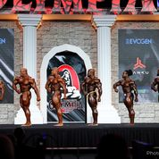 Men's Open Bodybuilding Olympia 2020