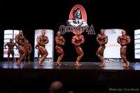 212 Bodybuilding Olympia 2020 Comparisons