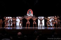 Classic Physique Olympia Comparisons