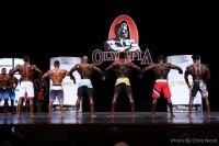 Men's Physique Olympia 2020 Comparisons