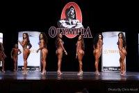 Bikini Olympia 2020 Comparisons