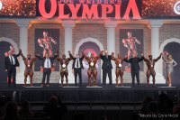 Mr. Olympia top 5