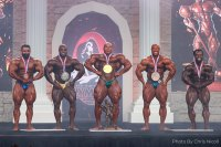 Mr. Olympia 2020 Top 5
