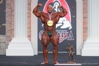 Big Ramy Wins the 2020 Olympia