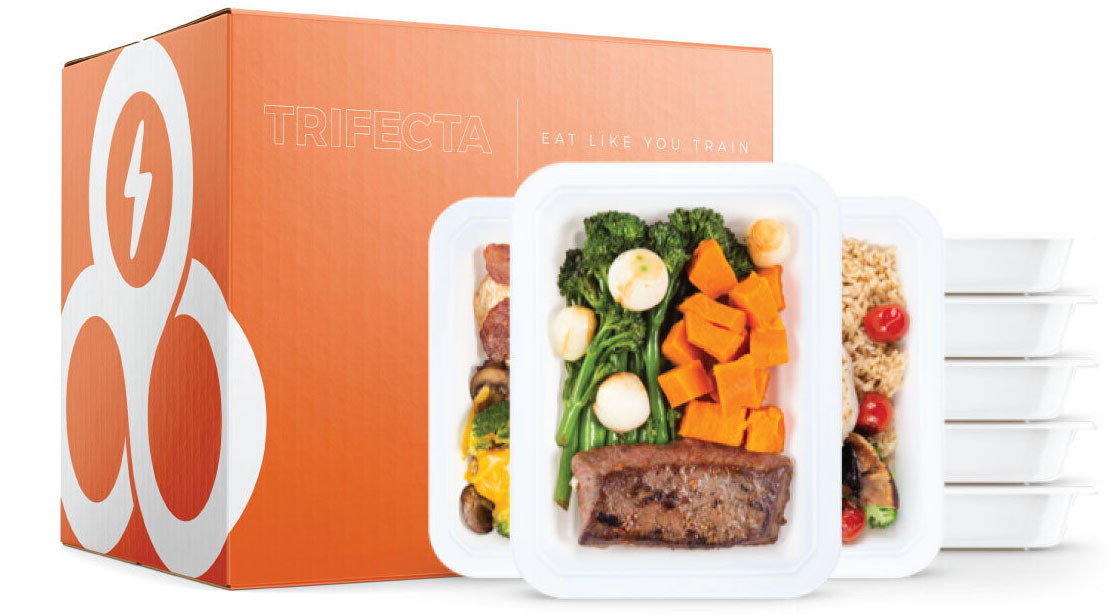 Trifecta Meal Plan with Premade food