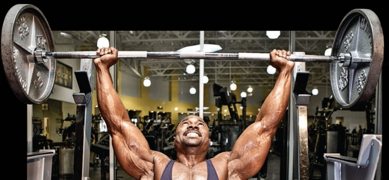 Four Up Four Down | Muscle & Fitness