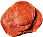 Cold cuts for bodybuilding diet - Pepperoni