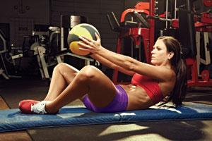 Hip Stretch with Forward Reach