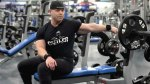 Bodybuilder David Baye instructional video on the barbell bench press exercise