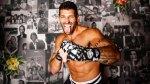 Cofounder Noah Neiman of a boxing gym shadow boxing