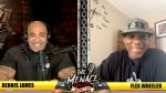 Bodybuilding Coach Dennis James Interview with Flex Wheeler on his podcast The Menace Podcast