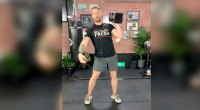 Erik Bartell HIIT Exercises and Upper Body HIIT Hybrid Workout To Build Strength