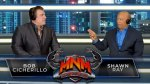 Monday Night Muscle host Bob Cicherillo and Shawn Ray