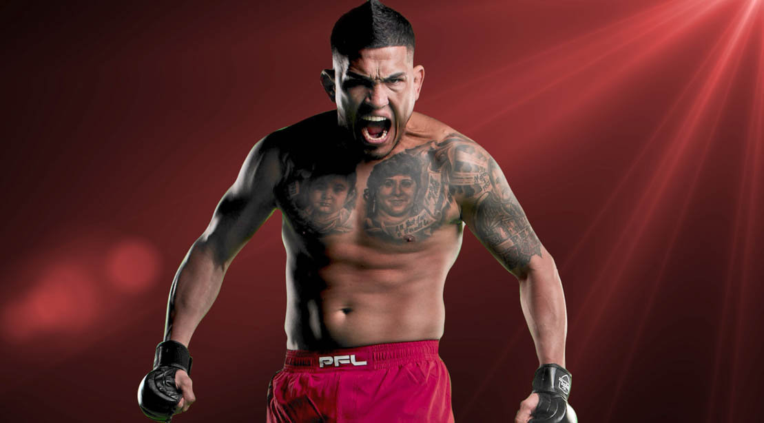 PFL and MMA Fighter Anthony Pettis