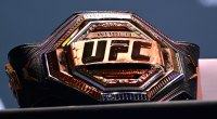 The Ultimate Fighter Championship Belt from UFC
