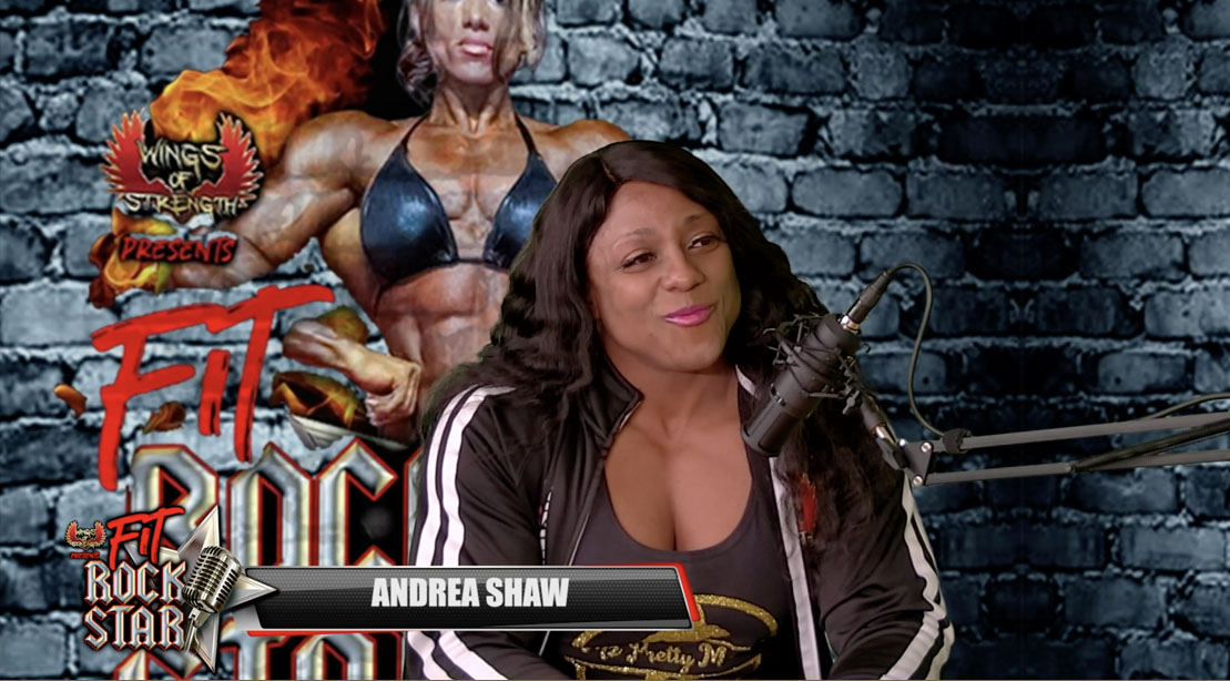 Ms. Olympia Andrea Shaw Left 'No Doubt' She Was All In to Win in 2020