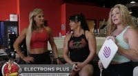 Femme Flex Friday showing an Electron Plus device for Recovery