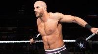 WWE wrestler 'Swiss Cyborg' Cesaro