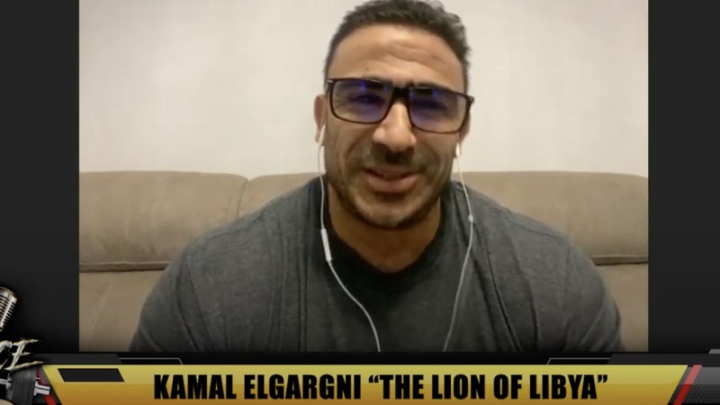 Kamal Elgargni Interview on The Menace Podcast