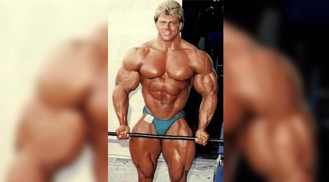 Remembering NPC Bodybuilder Matt Mendenhall