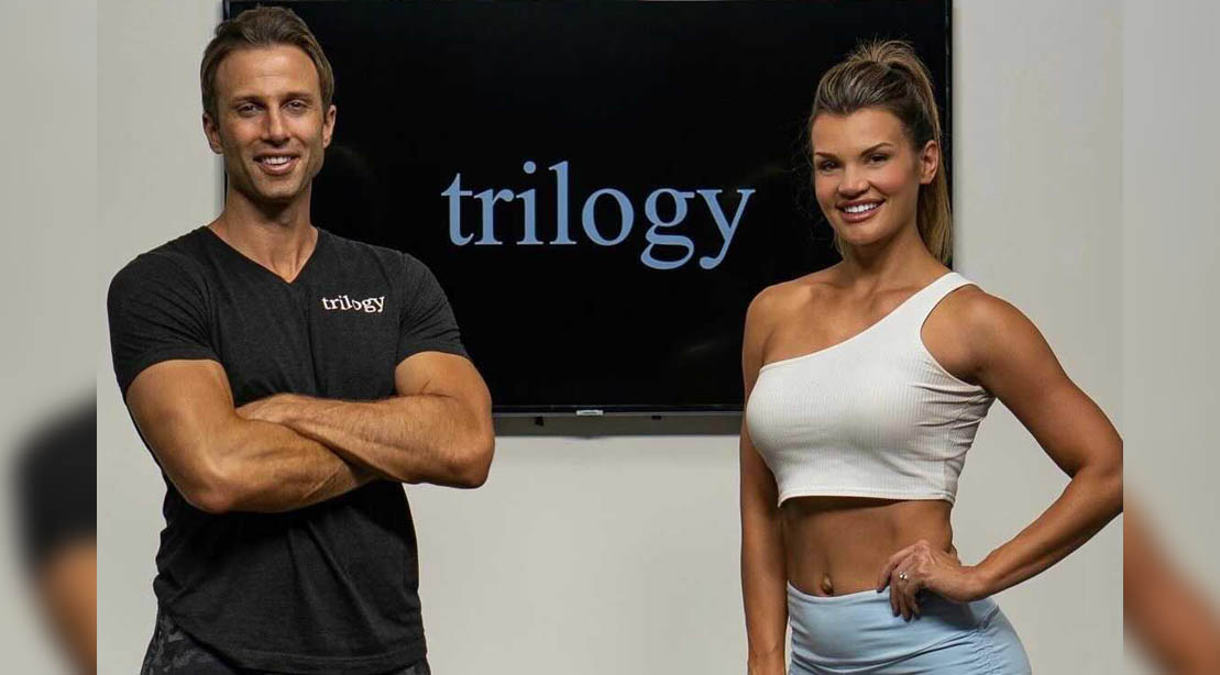 Greg Viggiano and Jessica Rafalowski Viggiano Owners of Trilogy Health