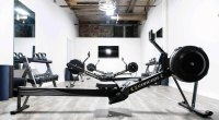 Trilogy Health Gym with Rowing Machines